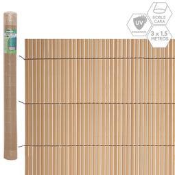 CAÑIZO DOBLE CARA PVC TEKA 3 X 1,50 M