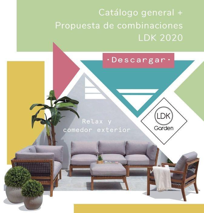 Propuesta combinaciones + Catálogo 2020 | LDK Garden